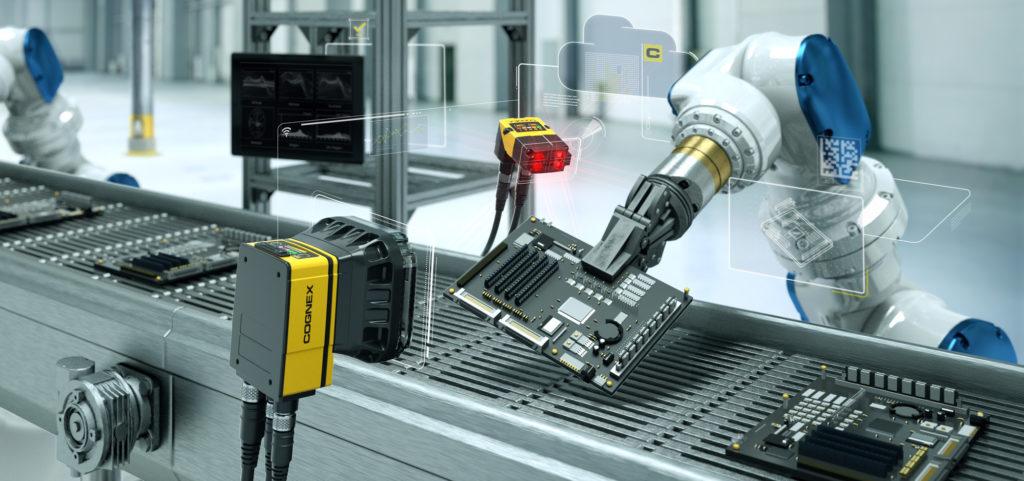 машинное зрение в промышленности